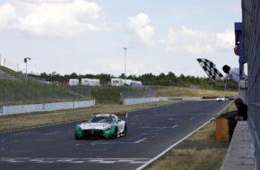 Tim Heinemann Patrick Assenheimer Space Drive Racing Mercedes-AMG GT3 GTC Race Oschersleben