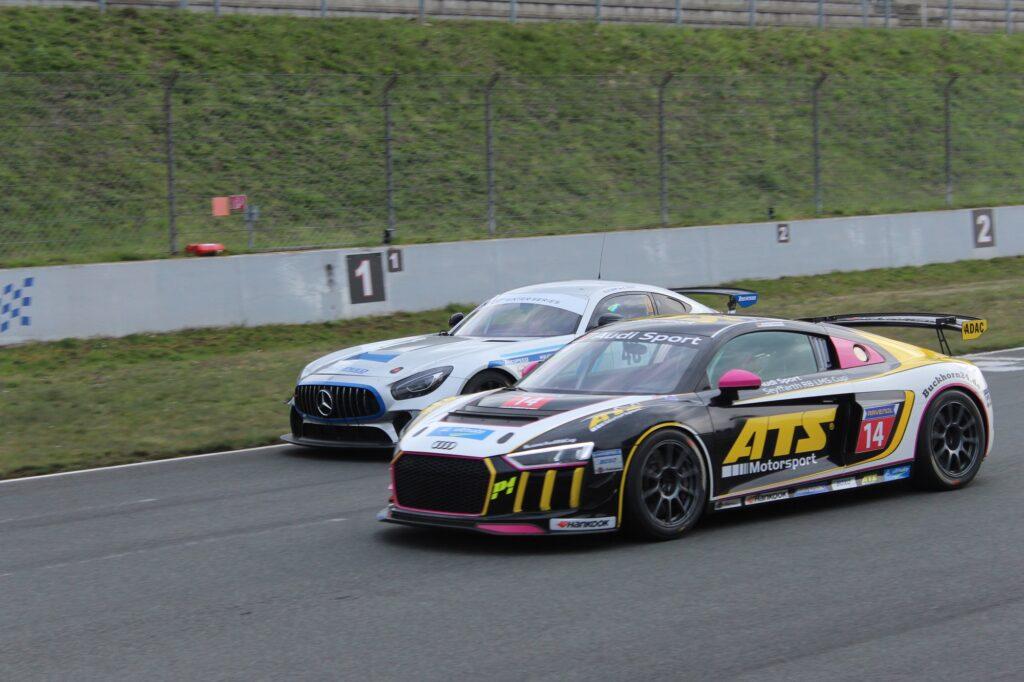 Vivien Schöllhorn Audi R8 LMS GT4 Audi Sport Seyffarth R8 LMS Cup Oschersleben