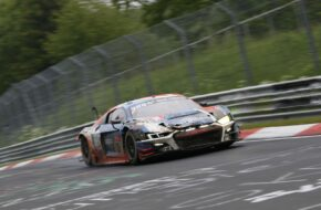 Dries Vanthoor Frank Stipppler Robin Frijns Mattia Drudi Audi Spor Team Phoenix Audi R8 LMS GT3 24h Nürburgring
