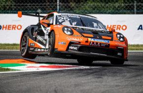 Larry ten Voorde GP Elite Porsche 911 GT3 Cup Porsche Carrera Cup Monza