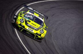 Michael Ammermüller Mathieu Jaminet SSR Performance Porsche 911 GT3 R ADAC GT Masters Zandvoort