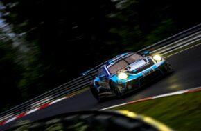 Alexandre Imperatori Josh Burdon Edoardo Liberati Marco Holzer KCMG Porsche 911 GT3 R Nürburgring-Nordschleife 24h Nürburgring
