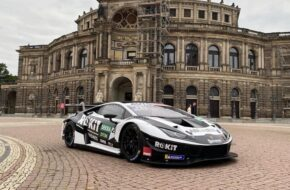 Esmee Hawkey T3 Motorsport Lamborghini Huracan GT3 DTM Semperoper Dresden
