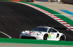 Kevin Estre Neel Jani Michael Christensen Porsche GT-Team Porsche 911 RSR FIA WEC Portimao