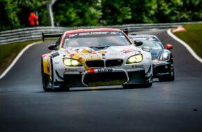 Max Hesse Dan Harper Neil Verhagen BMW Junior Team BMW M6 GT3 Nürburgring Langstrecken-Serie Nürburgring-Nordschleife
