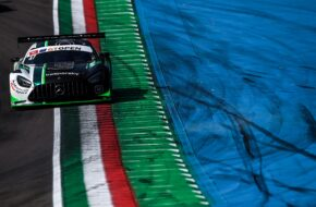 Loris Spinelli AKM by Antonelli Mercedes-AMG GT3 International GT Open Imola