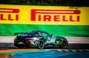 Luca Bosco O'Neill Muth Selleslagh Racing Team Mercedes-AMG GT4 GT4 European Series Monza
