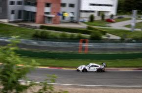 Matt Campbell Earl Bamber Mathieu Jaminet GPX Racing Porsche 911 GT3 R GT World Challenge Europe Endurance Cup 24h Spa