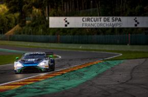 Nicki Thiim Ross Gunn Marco Sörensen Garage 59 Aston Martin Vantage AMR GT3 GT World Challenge Europe Endurance Cup 24h Spa
