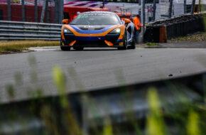Bailey Voisin Charlie Fagg United Autosports McLaren 570S GT4 GT4 European Series Zandvoort
