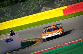 Sehdi Sarmini Stefan Rosina True Racing KTM X-Bow GT2 GT2 European Series Spa-Francorchamps
