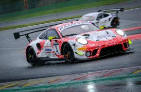Frikadelli Racing Porsche 911 GT3 R GT World Challenge Europe Testtag 24h Spa