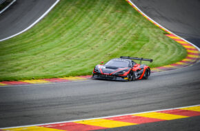 Kevin Madsen Jordan Pepper Brendan Iribe Ollie Millroy Inception Racing McLaren 720S GT3 GT World Challenge Europe Endurance Cup Testtag 24h Spa