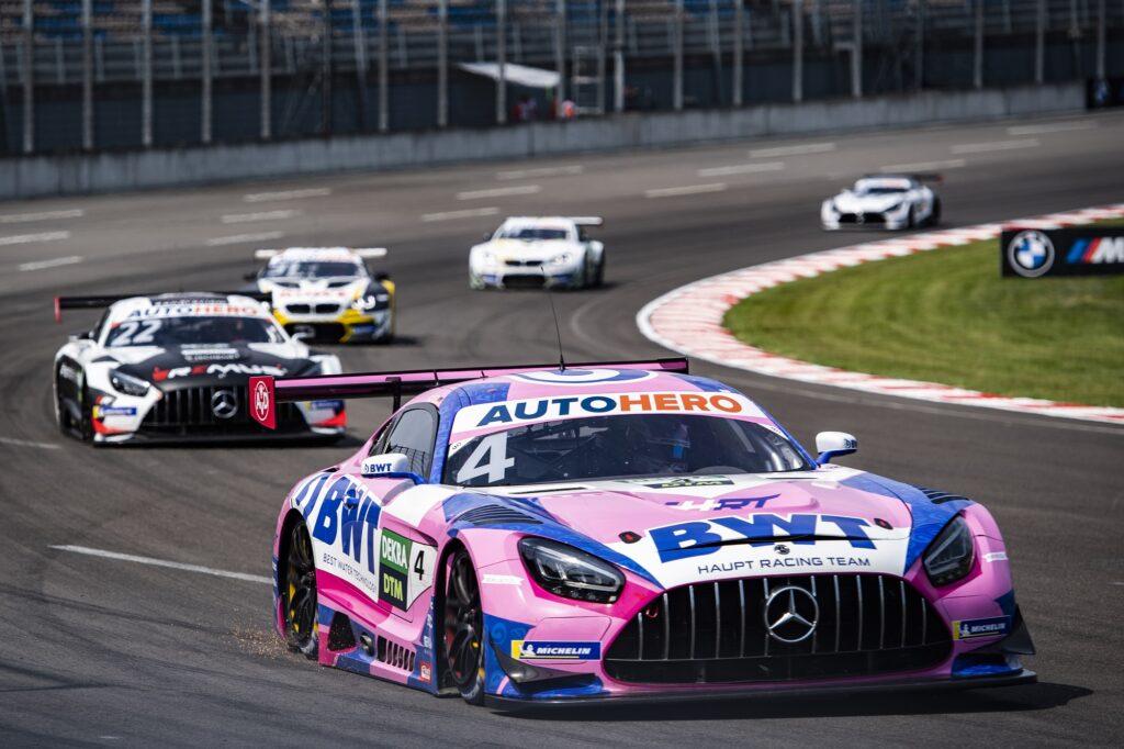 Maximilian Götz Mercedes-AMG Team HRT Mercedes-AMG GT3 DTM Lausitzring