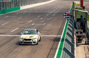 Tim Heinemann BMW M2 Cup Lausitzring