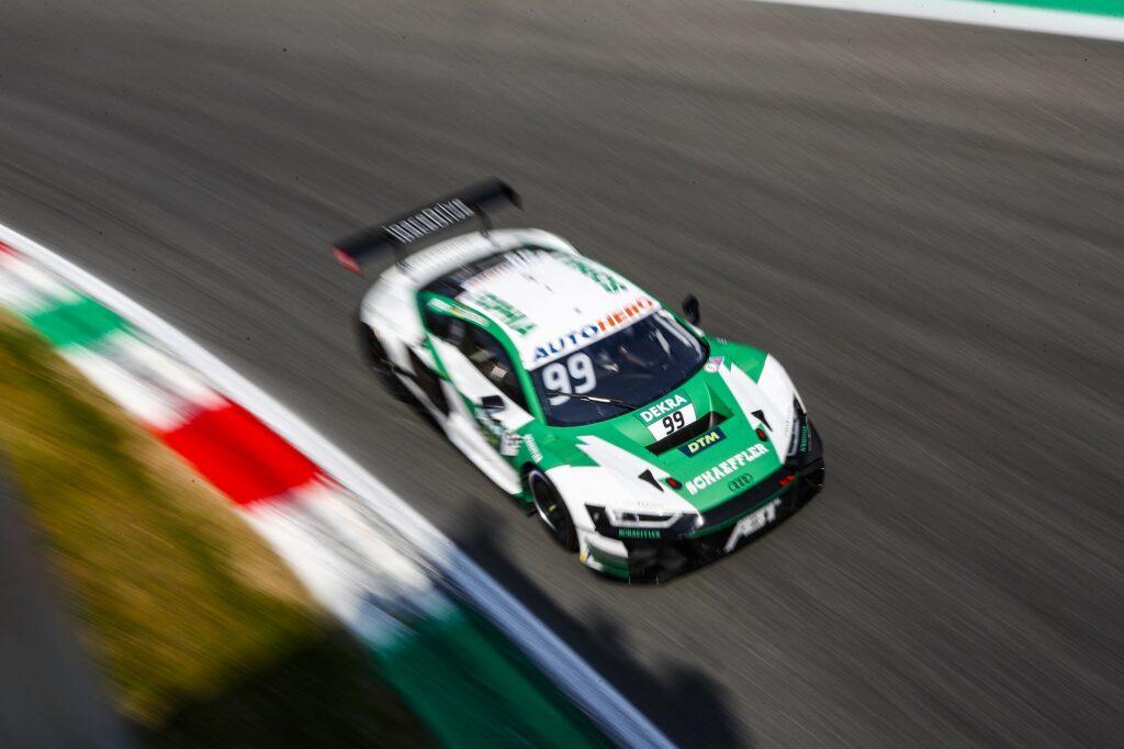 Sophia Flörsch Abt Sportsline Audi R8 LMS GT3 DTM Monza