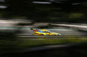 Vincent Abril Mercedes-AMG Team HRT Mercedes-AMG GT3 DTM Monza