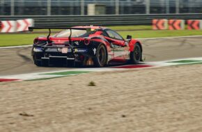 Ben Barnicoat Ollie Millroy Brendan Iribe Inception Racing Ferrari 488 GTE FIA WEC Monza