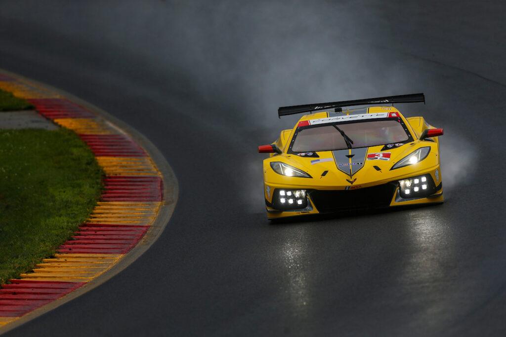 Antonio Garcia Jordan Taylor Corvette Racing Corvette C8.R IMSA WeatherTech SportsCar Championship Watkins Glen