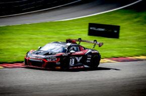 Bert Longin Peter Guelinckx PK Carsport Audi R8 LMS GT2 GT2 European Series Spa-Francorchamps