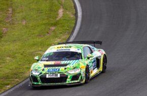 Lucas Mauron Leon Koslowski T3 Motorsport Audi R8 LMS GT4 ADAC GT4 Germany Zandvoort