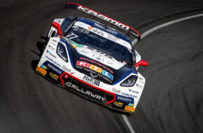 Jeffrey Schmidt Marvin Kirchhöfer Callaway Competition Corvette C7 GT3-R ADAC GT Masters Zandvoort
