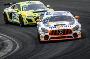 Jan Marschalkowski Théo Nouet Team Zakspeed Mercedes-AMG GT4 ADAC GT4 Germany Zandvoort