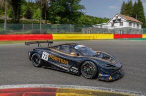 Nick Moss Joe Osborne Inception Racing McLaren 720S GT3 International GT Open Spa-Francorchamps