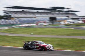 Christopher Rink Hofor Racing by Bonk Motorsport BMW M4 GT4 DTM Trophy Lausitzring