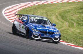 Chandler Hull Walkenhorst Motorsport BMW M4 GT4 DTM Trophy Lausitzring