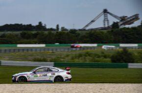 Ben Green FK Performance BMW M4 GT4 DTM Trophy Lausitzring