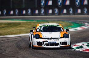 Adam Christodoulou PROsport Racing Porsche Cayman Pro4 DTM Trophy Monza