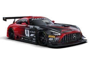 Raffaele Marciello Daniel Juncadella Jules Gounon AKKA ASP Mercedes-AMG GT3 GT World Challenge Europe Endurance Cup