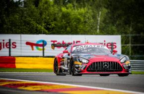 Raffaele Marciello Daniel Juncadella Jules Gounon Mercedes-AMG Team AKKA ASP Mercedes-AMG GT3