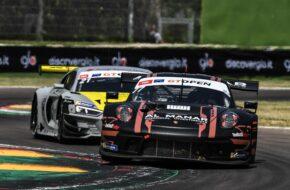 Al Faisal Al Zubair Andy Soucek Lechner Racing Porsche 911 GT3 R International GT Open Imola