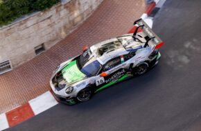 Simone Iaqunita Dinamic Motorsport Porsche 911 GT3 Cup Porsche Supercup Monaco