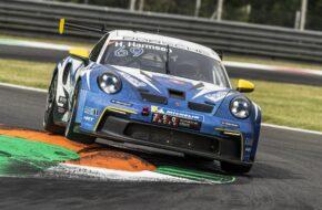 Holger Harmsen HRT Performance Porsche 911 GT3 Cup Porsche Carrera Cup Deutschland Monza