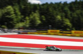 Jaxon Evans Martinet by Alméras Porsche 911 GT3 Cup Porsche Supercup Red Bull Ring