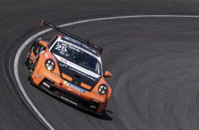 Larry ten Voorde GP Elite Porsche 911 GT3 Cup Porsche Carrera Cup Zandvoort