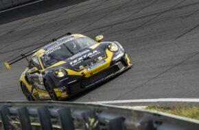 Loek Hartog Black Falcon Team Textar Porsche 911 GT3 Cup Porsche Carrera Cup Zandvoort