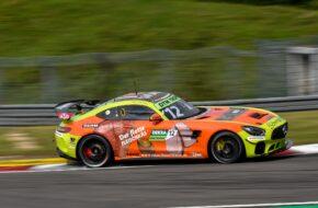 Marcel Marchewicz Schnitzelalm Racing Mercedes-AMG GT4 DTM Trophy Nürburgring