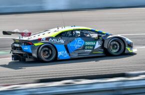 Esteban Muth T3 Motorsport Lamborghini Huracan GT3 DTM Nürburgring