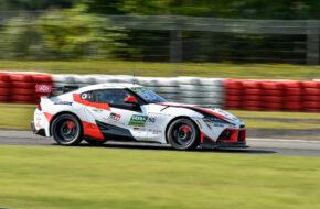 Nico Verdonck Ring Racing Toyota GR Supra GT4 DTM Trophy Nürburgring
