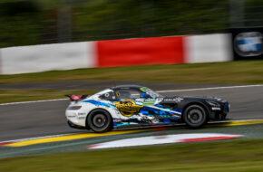 Will Tregurtha CV Performance Group Mercedes-AMG DTM Trophy Nürburgring