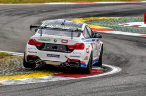 Ben Green FK Performance BMW M4 GT4 DTM Trophy Nürburgring