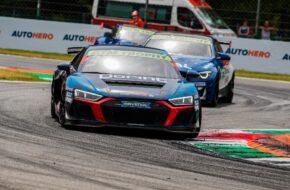 Jörg Viebahn Heide-Motorsport Audi R8 LMS GT4 DTM Trophy Monza