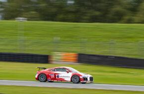 Robin Rogalski Audi Sport Seyffarth R8 LMS Cup Assen