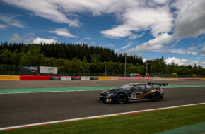 David Pittard Marco Wittmann Sheldon van der Linde Walkenhorst Motorsport BMW M6 GT3 GT World Challenge Europe 24h Spa