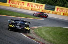 Antonio Fuoco Callum Ilott Davide Rigon Iron Lynx Ferrari 488 GT3 GT World Challenge Europe Endurance Cup 24h Spa