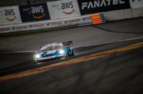 Maxime Martin Laurens Vanthoor Nick Tandy KCMG Porsche 911 GT3 R GT World Challenge Europe Endurance Cup 24h Spa